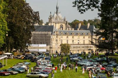 Chantilly Arts et Élégance 2017