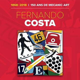 Costa expose à la Villa MECANICA