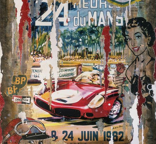 GP DES 24H DU MANS 1962