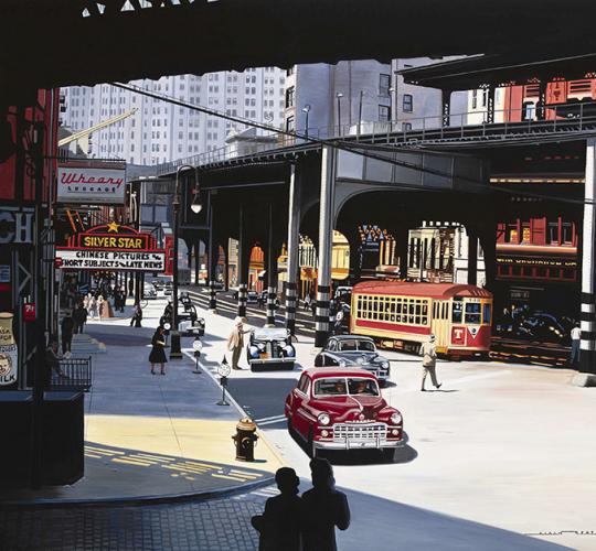 Bowery Trolley