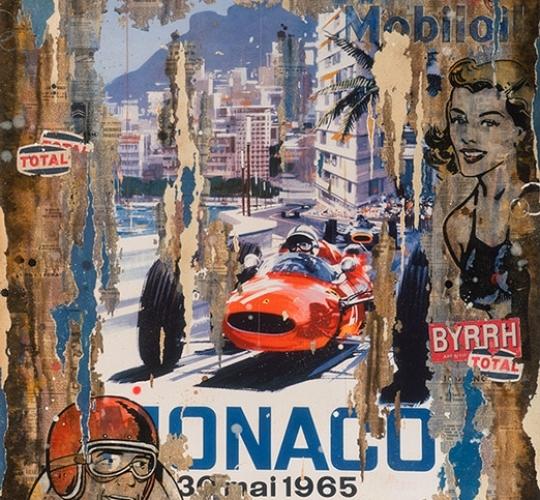 GP de MONACO 1965