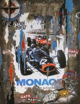 GP DE MONACO 1967