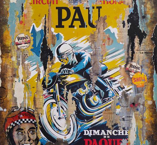GP MOTO DE PAU 1951