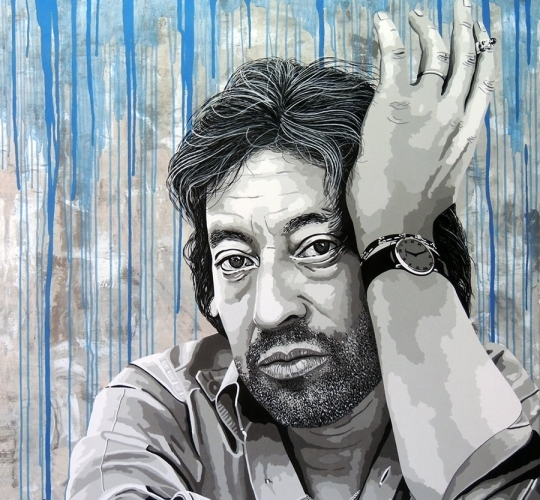 HOMMAGE A GAINSBOURG