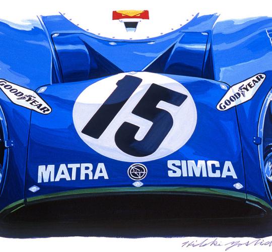 MATRA 660