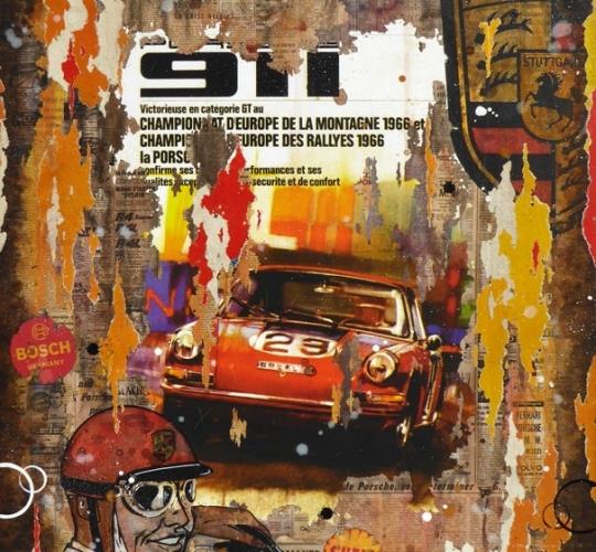 PORSCHE 911 – 1968