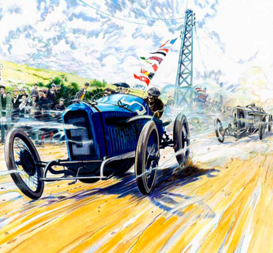 ACF 1914 – Peugeot