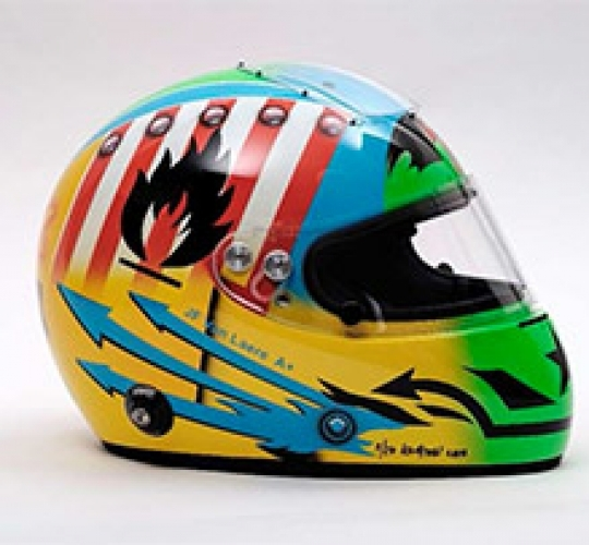 Casque d'Art