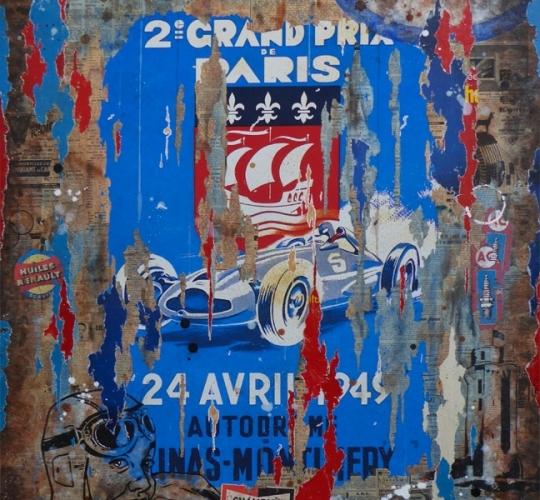 GRAND PRIX DE PARIS 1949