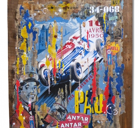 GRAND PRIX DE PAU 1950