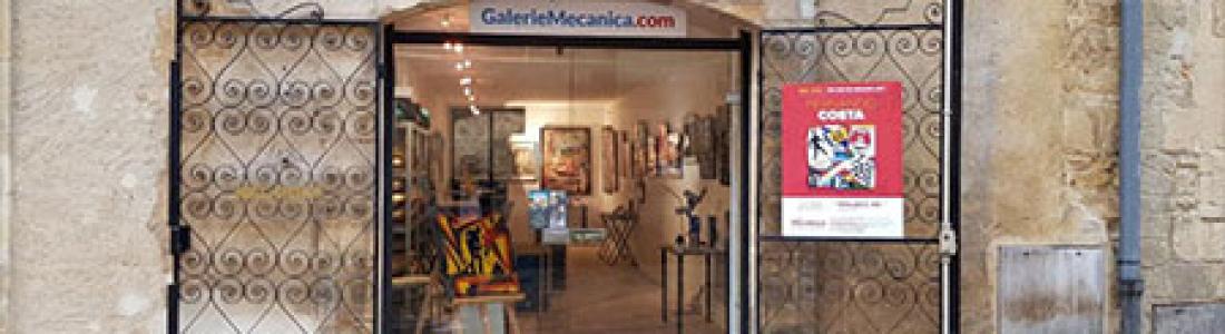 Galerie MECANICA – LOU CANOTIERS à Sarlat !