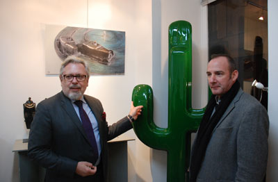 INAUGURATION ET VERNISSAGE NYS